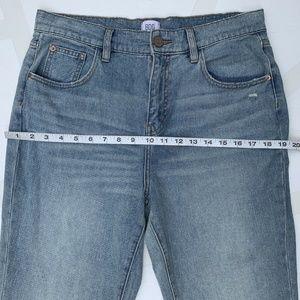 BDG Jeans - BDG Revamp Patchwork Ruffle Bell Flare Jeans 30